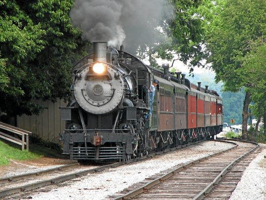 A Strasburg Rail Road train like this one could come