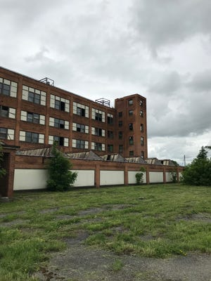 The vacant building on North Page in Union