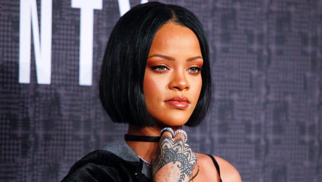 Rihanna will play the Palace of Auburn Hills on Thursday.