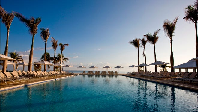 Hotel guests at many hotels have to pay resort fees for use of such amenities as a swimming pool.