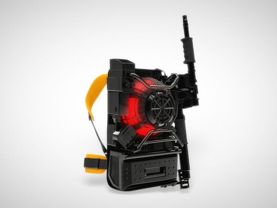 Sony's Proton Pack for capturing ghosts.