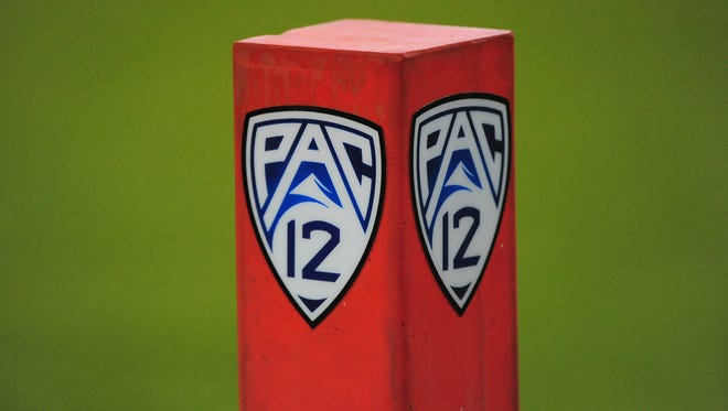 Which college football teams have the easiest paths to the 2020 Pac-12 Conference Championship Game?