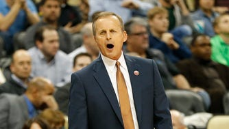 Rick Barnes will be hired as Tennessee head coach.