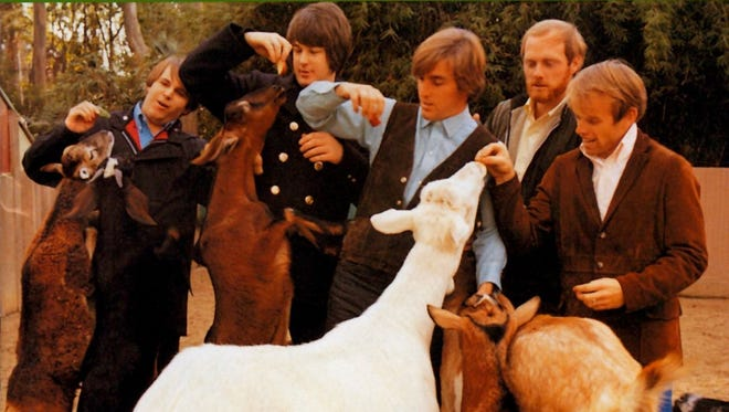 """Brian Wilson will perform """"Pet Sounds"""" in its entirety on Aug. 18 in Asheville."""
