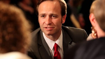 Lt. Gov. Brian Calley teases run for governor
