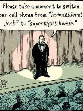 phone theatre