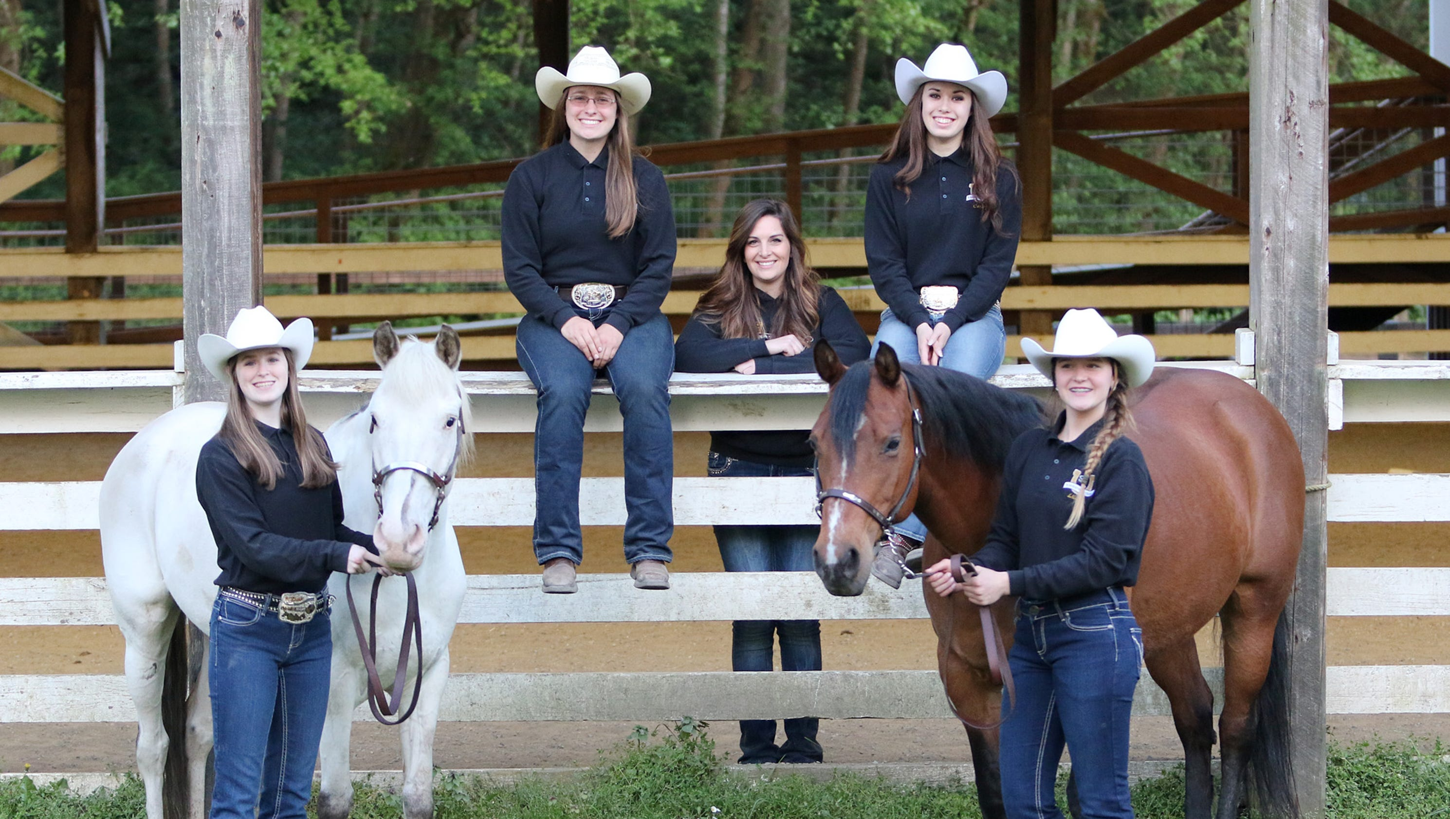 South Kitsap Based Equestrian Team Looking For Repeat