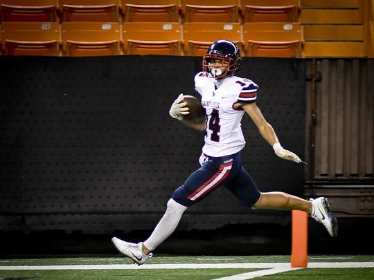Roman Wilson is from Honolulu.