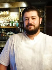 Jason McGrath took the reins as executive chef of Second