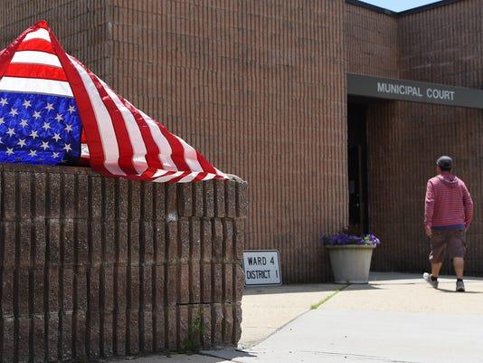 Primary voting in Englewood, NJ