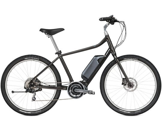 Lift+ bike with electrical assist