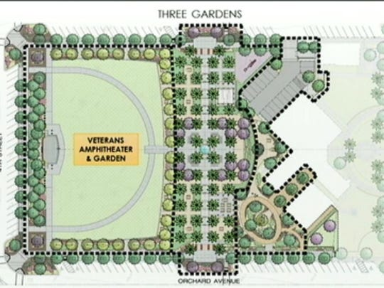 Veterans Park in Coachella will  be revamped within the next year.