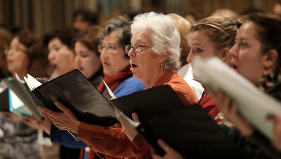 The El Paso Choral Society will begin the two-night