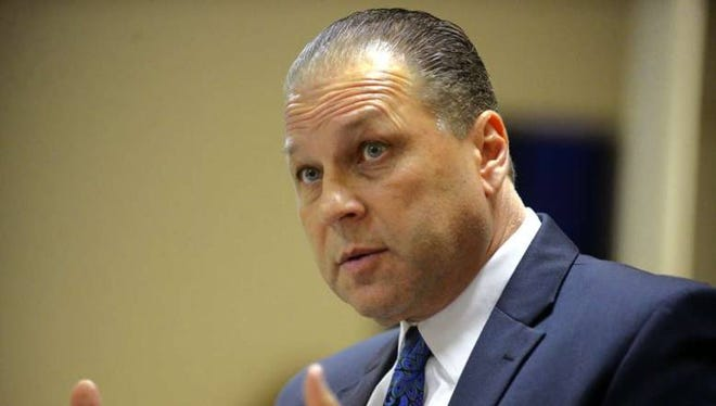 Michael Mordaga, former chief of detectives in the Bergen County Prosecutor's Office.