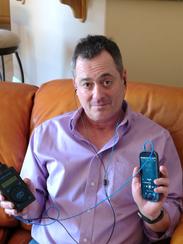 Mike Feibus uses the meditation app Nervana.