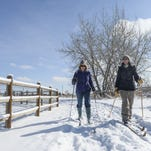 Top cross-country skiing trails in Northern Colorado