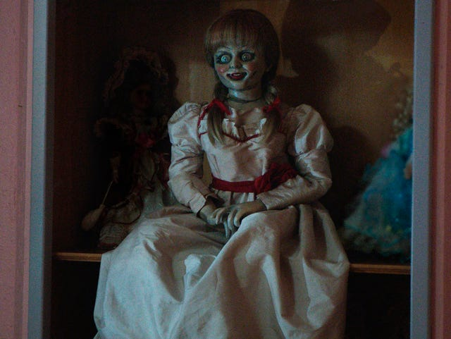 10 creepy movie dolls you really don't want in your house