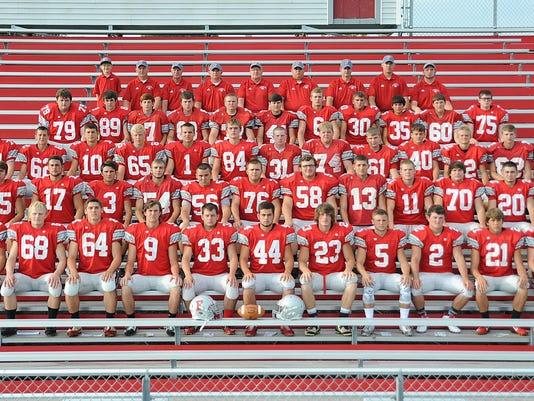 Fredericktown team