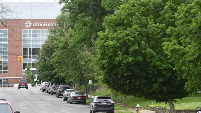 OhioHealth officials asked the Richland County land bank to continueimprovingthe neighborhoods around OhioHealth Mansfield Hospital to improve recruitment efforts.