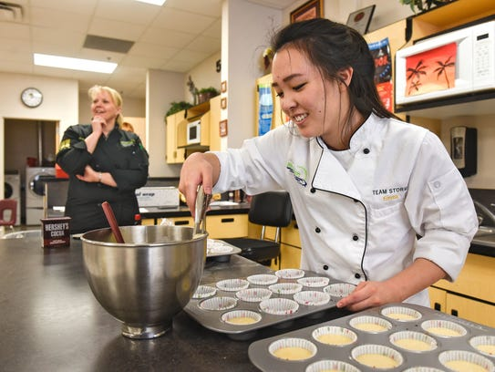 Sauk Rapids-Rice school district leaders funding from open enrollment has helped pay for programs such as culinary arts.