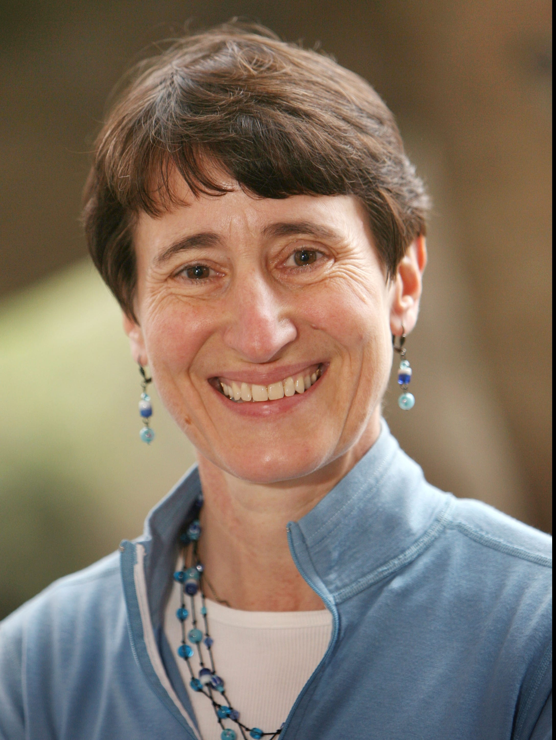 Sally Jewell is environmentalist business exec