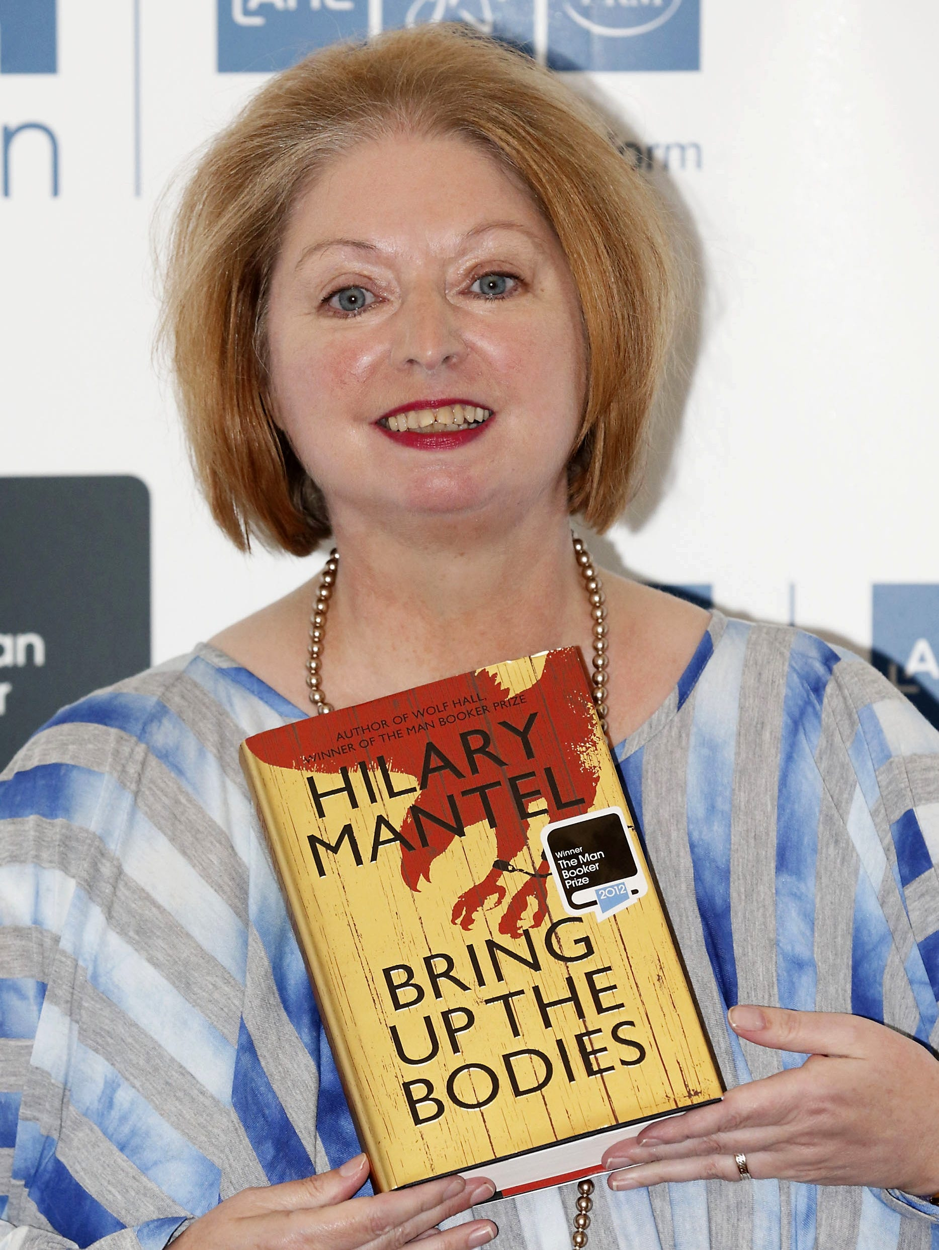 list of books by hilary mantel