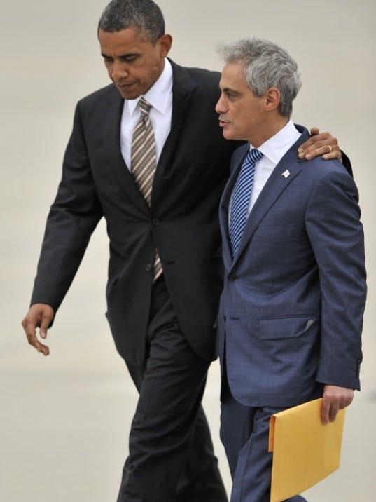 Obama Emanuel