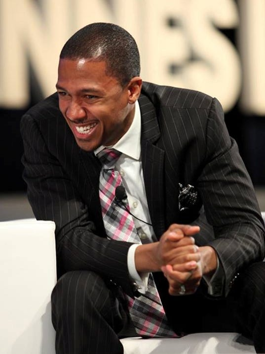 Nick Cannon at Cannes Lions ad fest