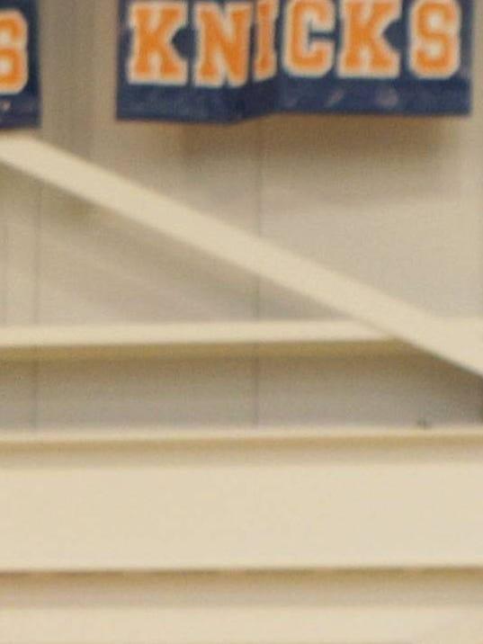 Marcus Camby Knicks