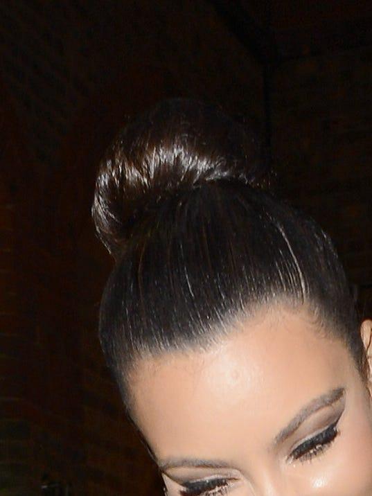 Kim Kanye Kiss