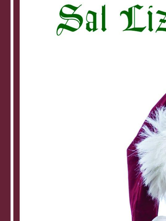 'Being Santa Claus'