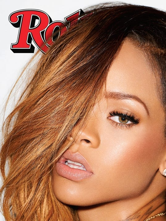 Rihanna RS cover