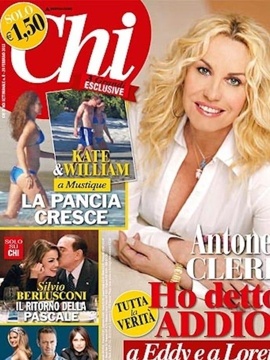 Chi magazine cover