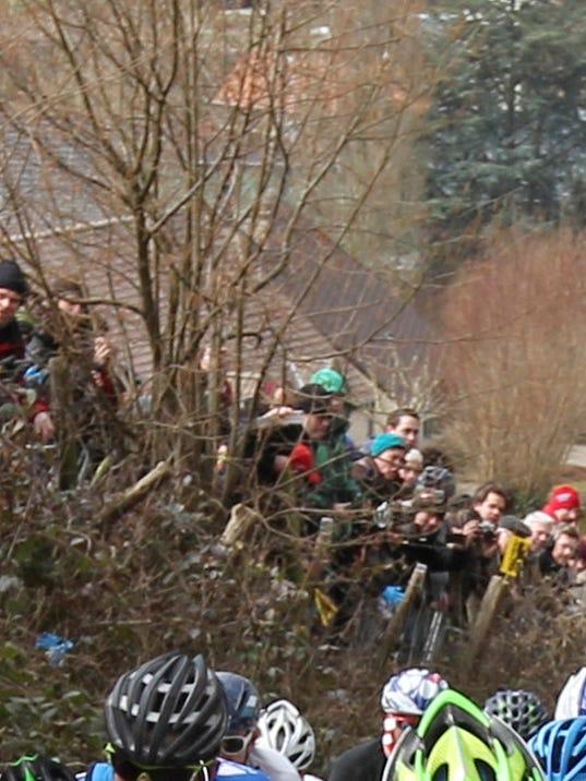 Fabian Cancellara wins Ronde of Flanders