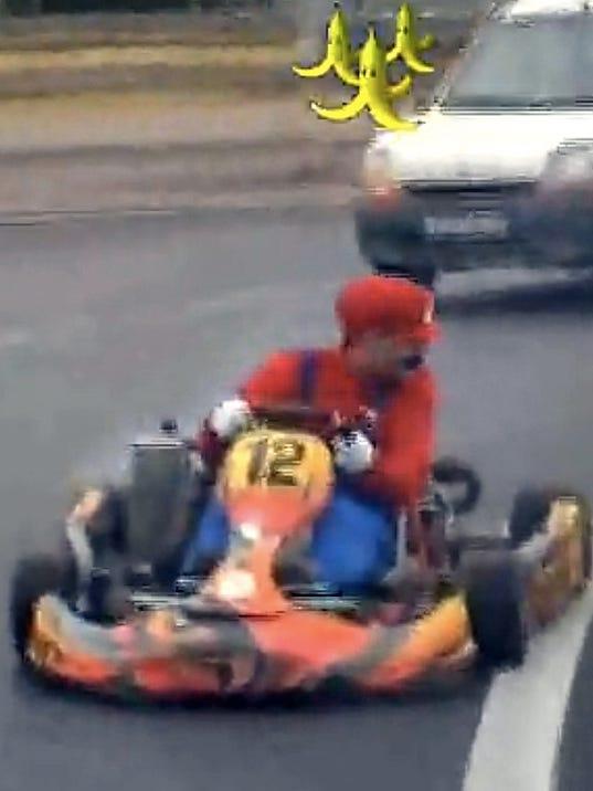 Mario Kart Web TV