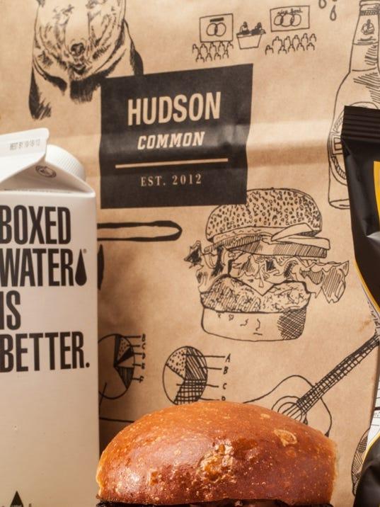 Hudson room service