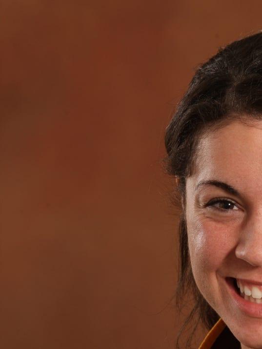 2013-08-05 Josie Seebeck CMU soccer player