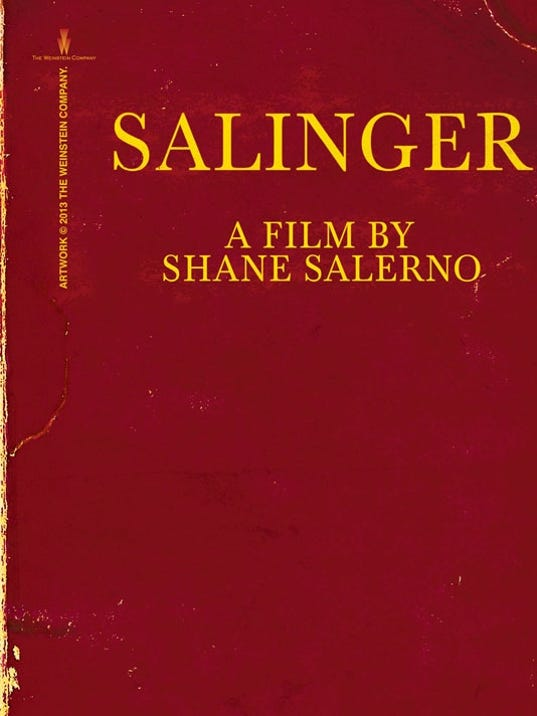 New trailer: 'Salinger' explores the life of the writer