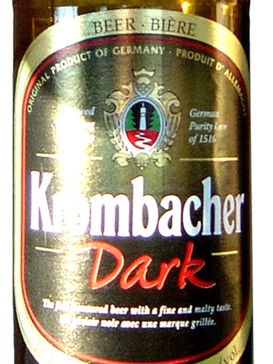Beer Man Chocolate Reigns In Krombacher Dark
