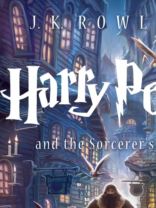 Harry Potter Gets New Book Covers For 15th Anniversary