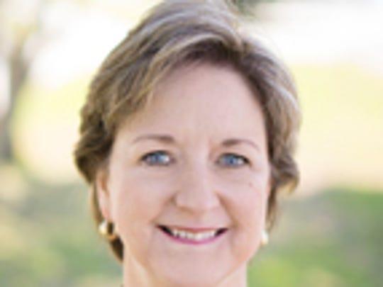 State Sen. Sharon Hewitt, R-Slidell