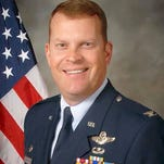 Col. Jeff Cashman of Essex will become a brigadier general on Friday