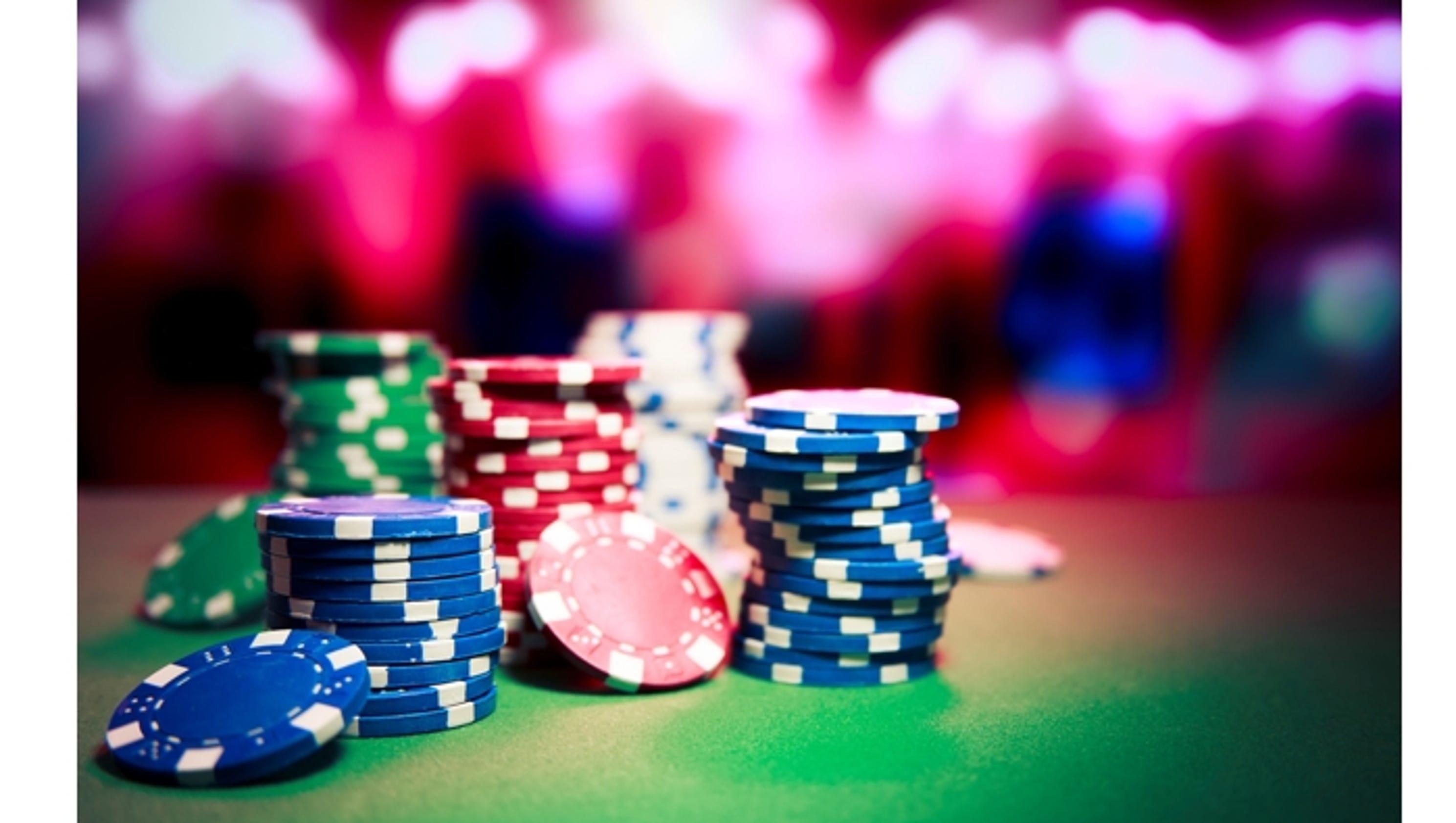 8th Annual Mardi Gras Casino Night