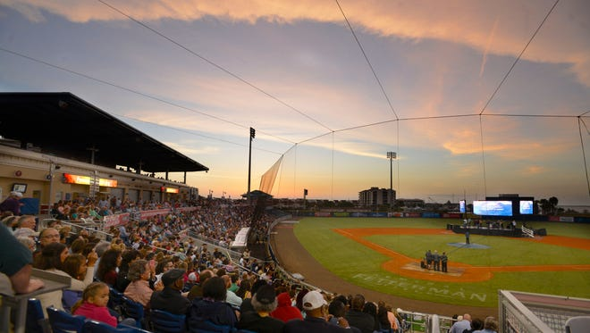 Blue Wahoos Stadium received its latest recognition when listed No. 2 in recent Holiday Inn-Joy of Travel bucket list for America's best minorB league ballparks.