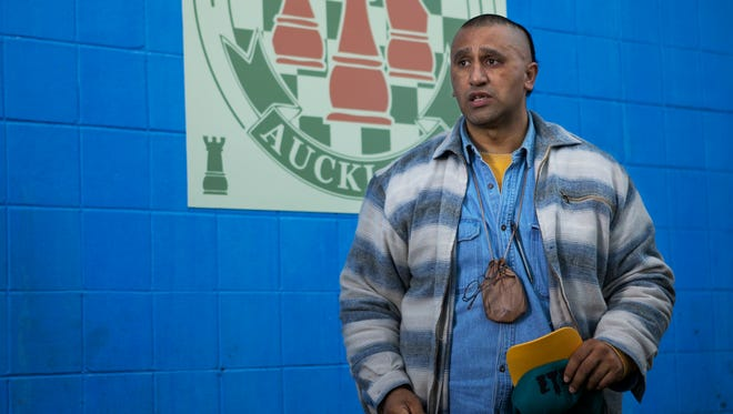 """Cliff Curtis stars as Genesis Potini in """"The Dark Horse."""" CliClCliff"""