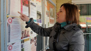 Many of the long-term unemployed get help at local career centers.