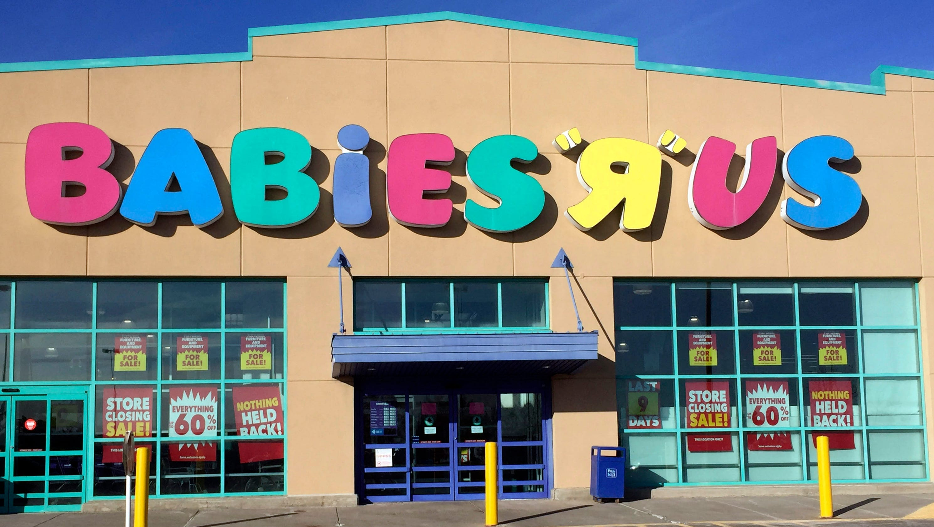 Toys R S : Toys r us closes babies best alternative baby