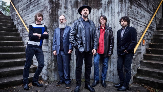 "Drive-By Truckers comes to Turner Hall Ballroom Wednesday. It's touring behind its 11th studio album ""American Band,"" one of the best-reviewed albums of last year."