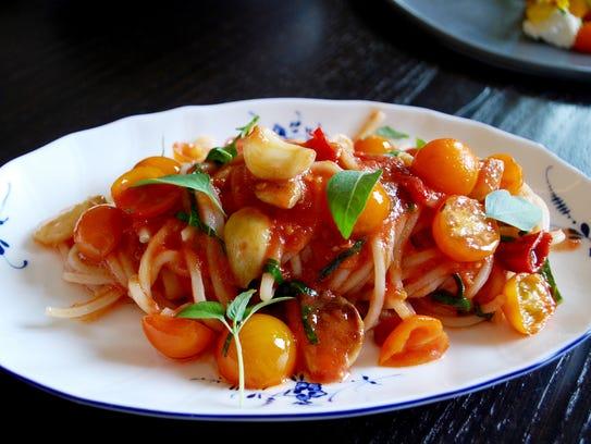 Henley: Spaghetti alla Chitarra