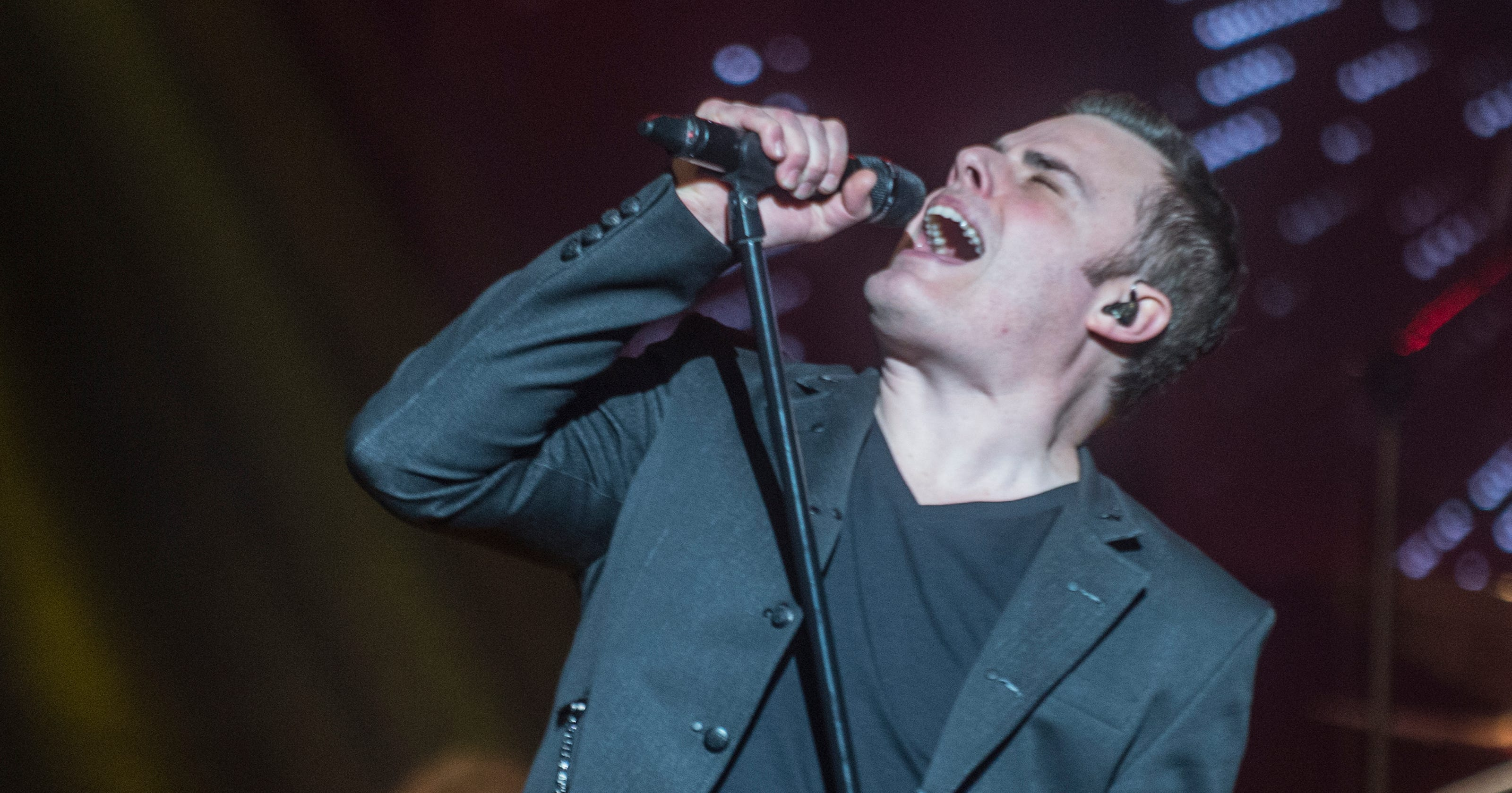 Is this the real life? It is for Marc Martel, performing